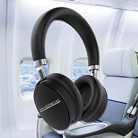 Sleeping Class Over Ear Headphones Squar
