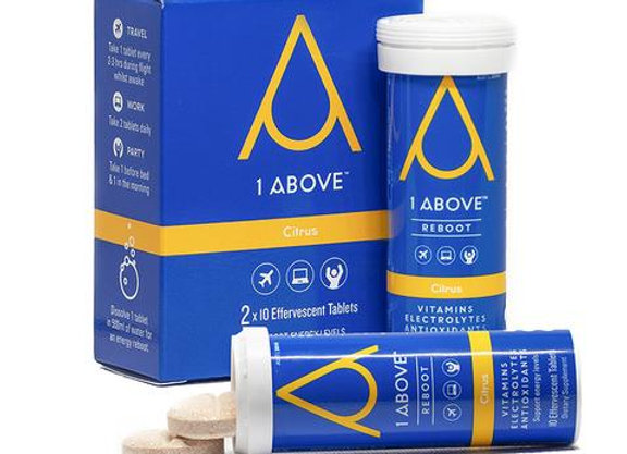 1Above Reboot - 2 Pack (2x10 tablets)