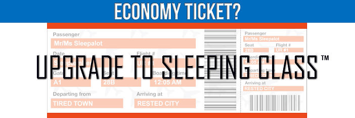 Economy Ticket - Upgrade to Sleeping Cla