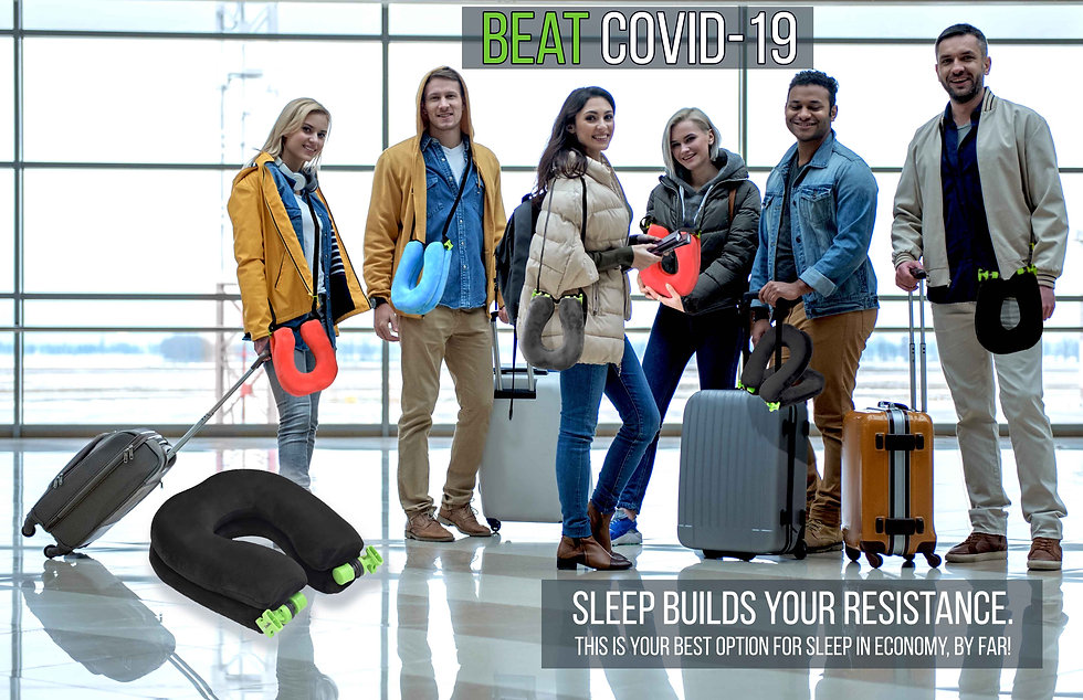 Airport Group - Website - Beat Coronavir