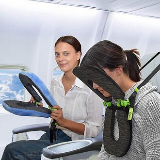 Deep Sleep Mode Bright Plane  Mia and Lu
