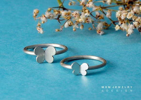 Simply Butterfly Ring
