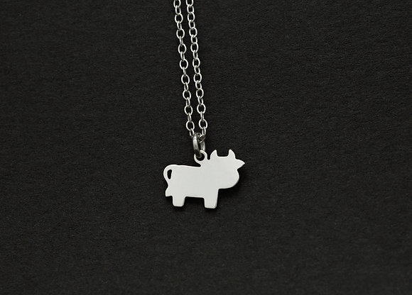 Cow/Ox Necklace