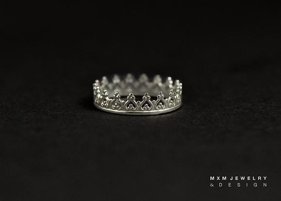 Little Crown / Queen Ring