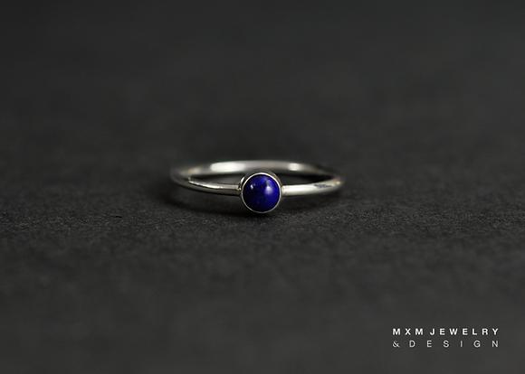 Lapis Lazuli Gems Ring