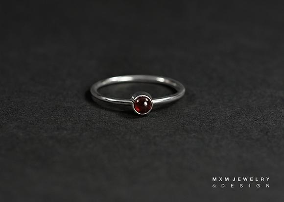 Garnet Gems Ring