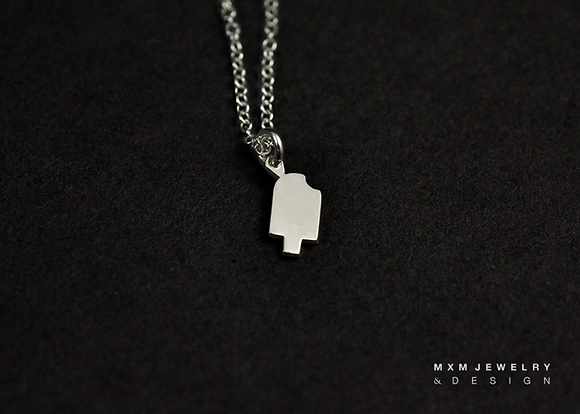 Little Popsicle Necklace