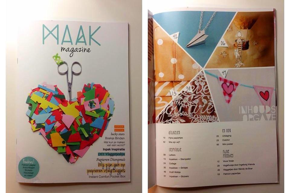 Maak Magazine