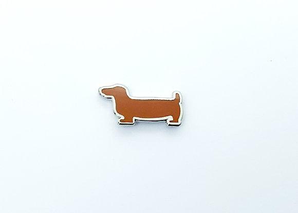 Dachshund Dog Enamel Pin
