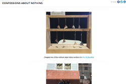 Confessions About Nothing / Blog