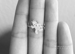 Custom Shape Ring