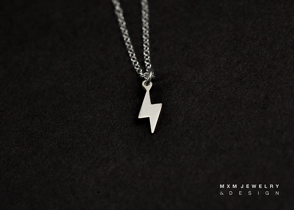 Lightning Bolt / Flash Necklace