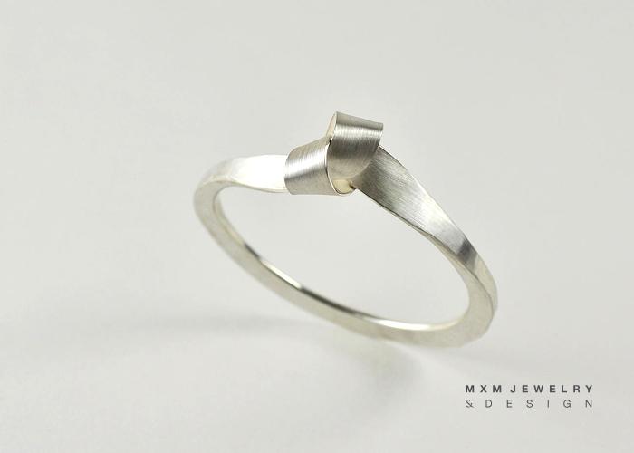 Handformed Knot Bracelet