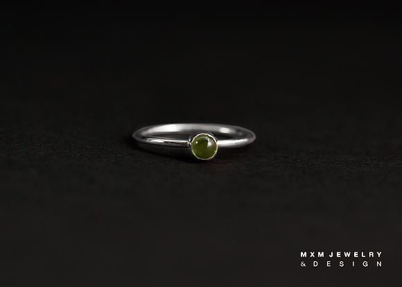 Peridot Gems Ring