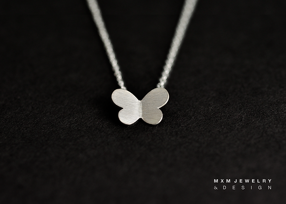 Little Butterfly Necklace
