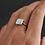 Thumbnail: Simple Square Block Ring