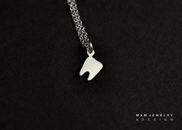 Little Teeth Necklace