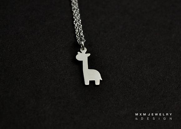 Little Giraffe Necklace