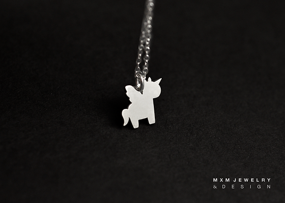 Unicorn / Pegasus Necklace