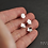 Thumbnail: Forget Me Not Flower Stud Earrings