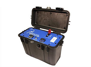 Race timing system portable power pack by Innovative Timing Systems