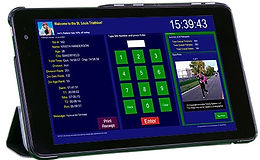Innovative Timing Systems Race Results Kiosk fo Athletes