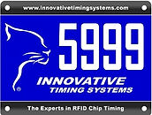 Race Bib Chip for running events from Innovative Timing Systems