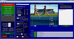 PhotoVision FAT track and field camera software