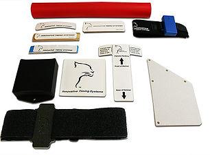 RFID Timing Chips for Jaguar Chip Timing System