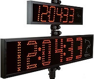Digital Race Clocks from Innovative Timing Systems