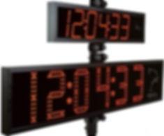 Jaguar Digital Clock