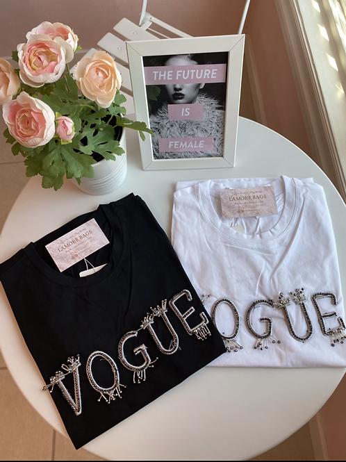 White Vogue Shirt
