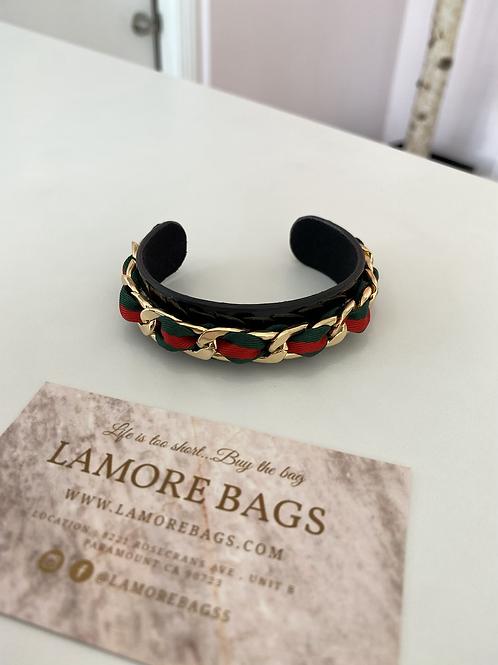GG Cuff Bracelet
