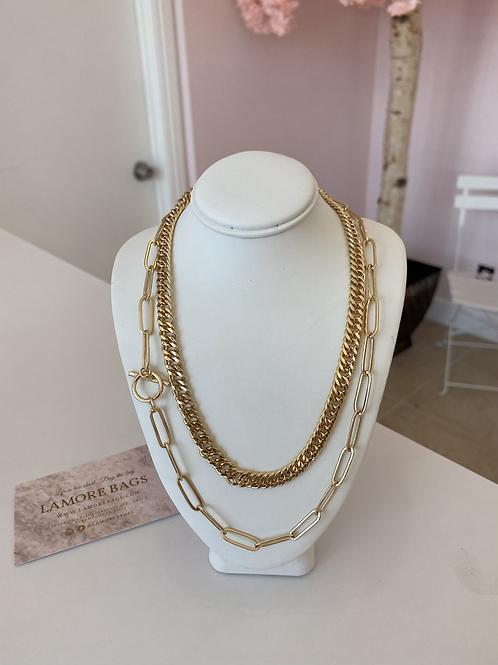Leila Necklace Set