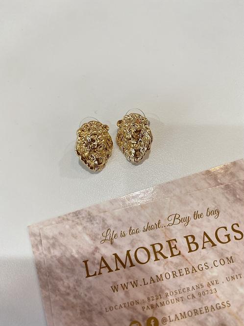 King Earrings