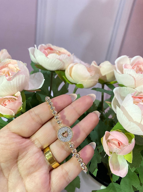 Crystal Beed Bracelet
