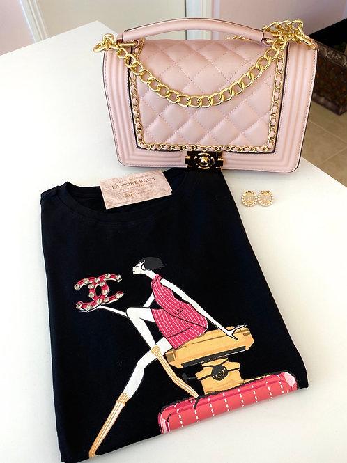 N•5 Fashion T-Shirt