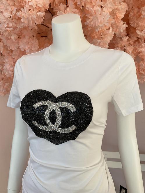 I Love Chanel Fashion T-Shirt