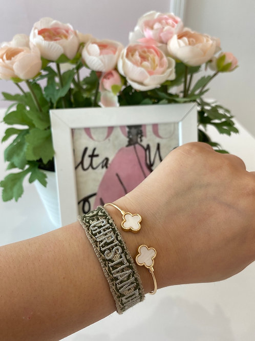 Lucky Adjustable Bracelet