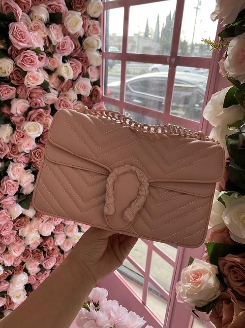 Amour Re Edition Handbag Pink