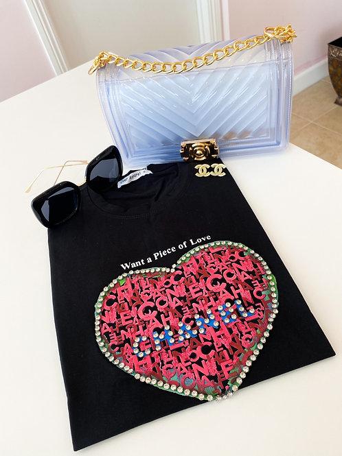 Love C Fashion T-shirt