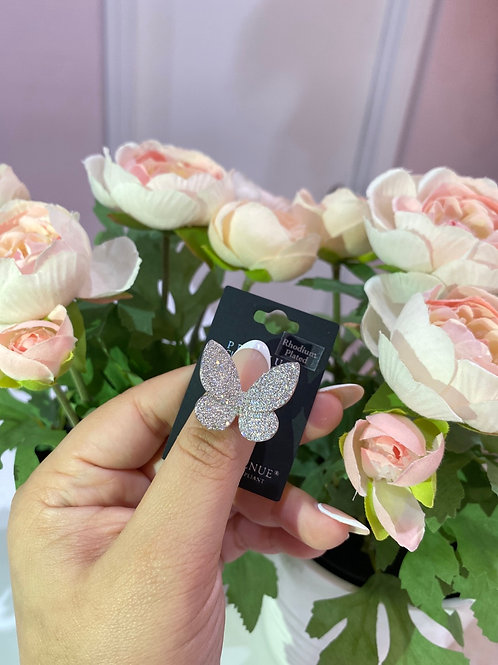 Butterfly Ring ( Adjustable )