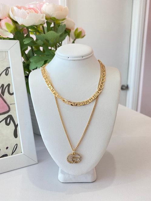 GG Necklace Set
