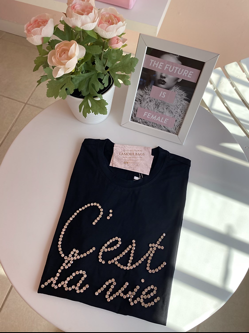 C'est La Vie Fashion T-Shirt