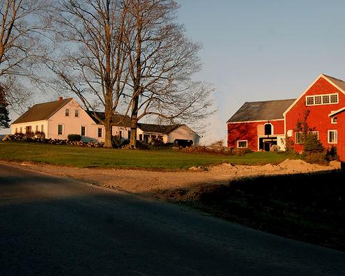 Where it all began - Farm House and Barn