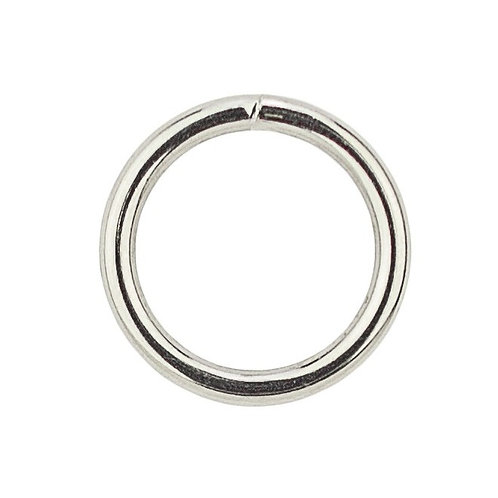 1/2 Inch Welded O-Ring