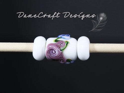 Lampwork Bead Set-2621-02