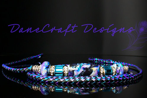 Custom Metallics, Shimmers and Iridescent Lace Upgrade