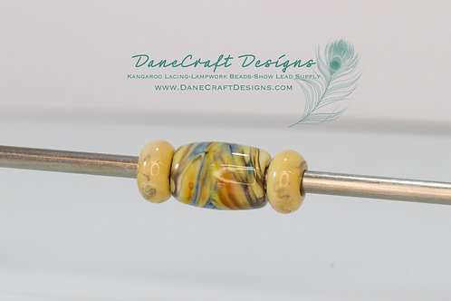 Lampwork Bead Set-010520-7