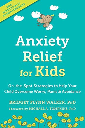 anxious children, separation anxiety